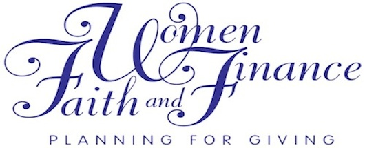 Women, Faith, & Finance Logo