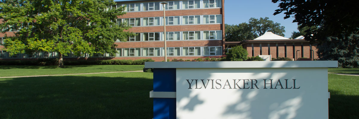 Ylvisaker Hall Campus Luther College