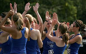 Women's Cross Country Team - Fall 2009