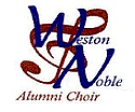 Weston Noble Alumni Choir