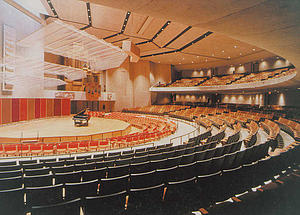 Center for Faith and Life Auditorium