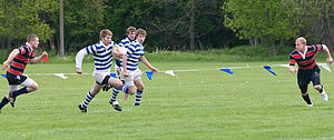 Luther College Men's Rugby