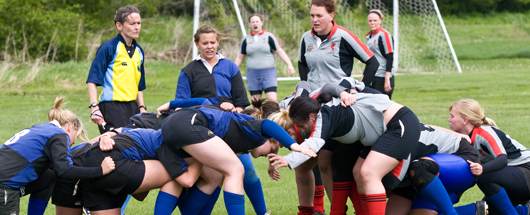 Luther College Women's Rugby
