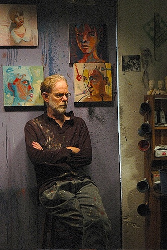 Scholarships For College Students >> CFA to display Leslie Bell paintings through Oct. 15 | Headlines | Luther College