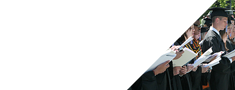 scholarship giving banner