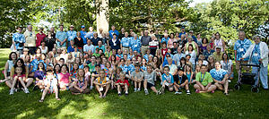 "The Lutherlag Group at Phelps Park in 2010.<a href=""/reason/images/320019_orig.jpg"" title=""High res"">∝</a>"