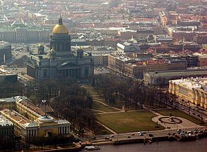"Saint Petersburg (Russia), Senate Square with St. Isaac's Cathedral (by Иерей Максим Массалитин, from Wikimedia Commons)<a href=""/reason/images/320105_orig.jpg"" title=""High res"">∝</a>"