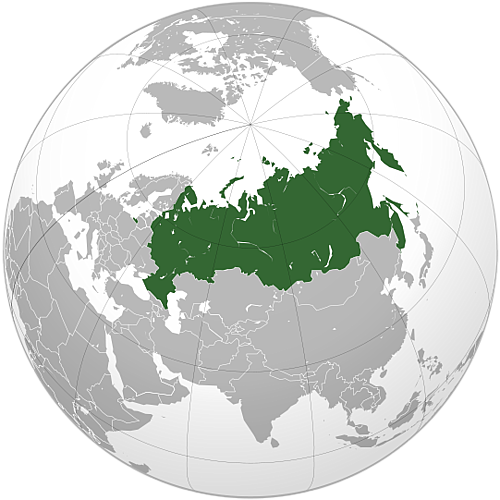 Russia Map 2