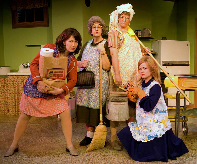 'Church Basement Ladies: A Second Helping' Comes To Luther