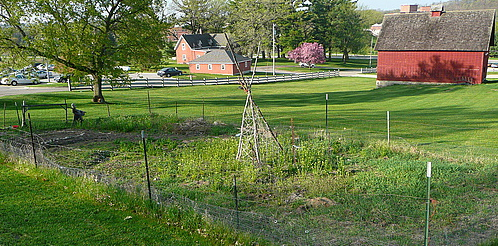 Plot by Baker Village