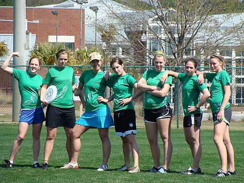 College Southerns Tournament, Spring 2010