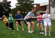 Luther Athletes Serving Others (LASO)