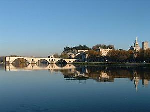 "Le pont d'Avignon sur le Rhône, by Chimigi, from Wikimedia Commons<a href=""/reason/images/338110_orig.jpg"" title=""High res"">∝</a>"