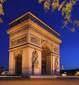 "Arc de Triomphe de l'Étoile, by Benh Lieu Song, from Wikimedia COmmons<a href=""/reason/images/338233_orig.jpg"" title=""High res"">∝</a>"