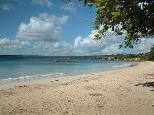 "Boca de Yuma Beach, Dominican Republic, by Lebob, from Wikimedia Commons<a href=""/reason/images/338306_orig.jpg"" title=""High res"">∝</a>"