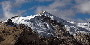 "Ishinca, view from Urus summit, Peru, by Lorenzo, from Wikimedia Commons<a href=""/reason/images/338513_orig.jpg"" title=""High res"">∝</a>"