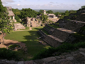 "Palenque, a Maya ruin in Chiapas, Mexico; by Jacobolus, from Wikimedia Commons<a href=""/reason/images/338569_orig.jpg"" title=""High res"">∝</a>"