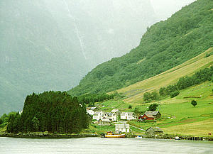 "Norway: A small village in a fjord; by Sören Steding<a href=""/reason/images/338862_orig.jpg"" title=""High res"">∝</a>"