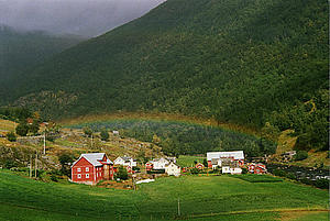 "Farm in Norway, by Sören Steding<a href=""/reason/images/338929_orig.jpg"" title=""High res"">∝</a>"