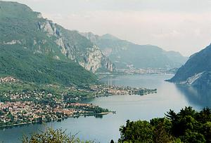 "Lake Como, Lecco Arm, near Civenna; by Stan Shebs, from Wikimedia Commons<a href=""/reason/images/340095_orig.jpg"" title=""High res"">∝</a>"