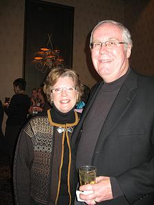 Susan (Hammond) '74 and Jim Haemker '72