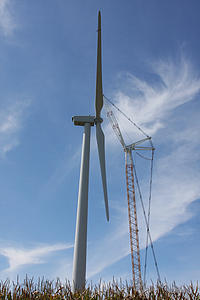 Luther wind turbine