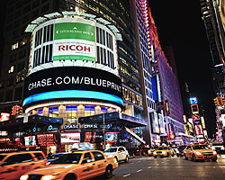 Ricoh Billboard