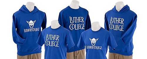 Your source for all your Luther apparel.