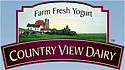 Country View Dairy logo
