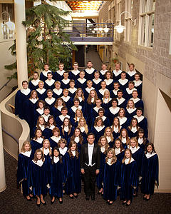 The Luther College Nordic Choir 2011-12
