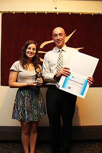 "Outstanding Student Organization Award 2011-2012<a href=""/reason/images/394562_orig.jpg"" title=""High res"">∝</a>"