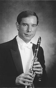 Mike Chesher to perform clarinet recital.