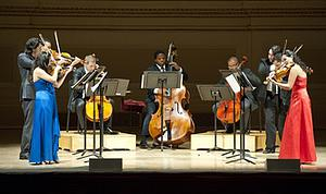 Sphinx Virtuosi and Catalyst Quartet