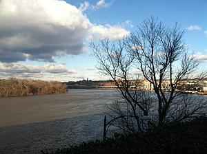 View from the Kennedy Center