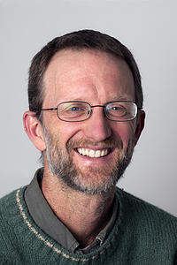 Jon Jensen, Luther College associate professor of philosophy