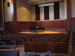 Jenson-Noble Recital Hall