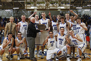 "2013 Iowa Conference Champions<a href=""/reason/images/442873_orig.jpg"" title=""High res"">∝</a>"