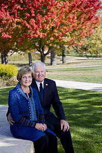 President and Mrs. Torgerson