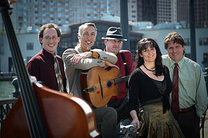 The Hot Club of San Francisco will perform their gypsy jazz concert on March 15.