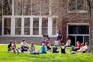 2013 Spring on Luther Campus