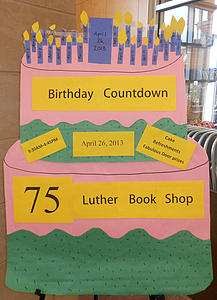 "Book Shop 75th Birthday Celebration April 26<a href=""/reason/images/462020_orig.jpg"" title=""High res"">∝</a>"