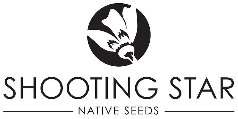 Shooting Star Native Seeds logo