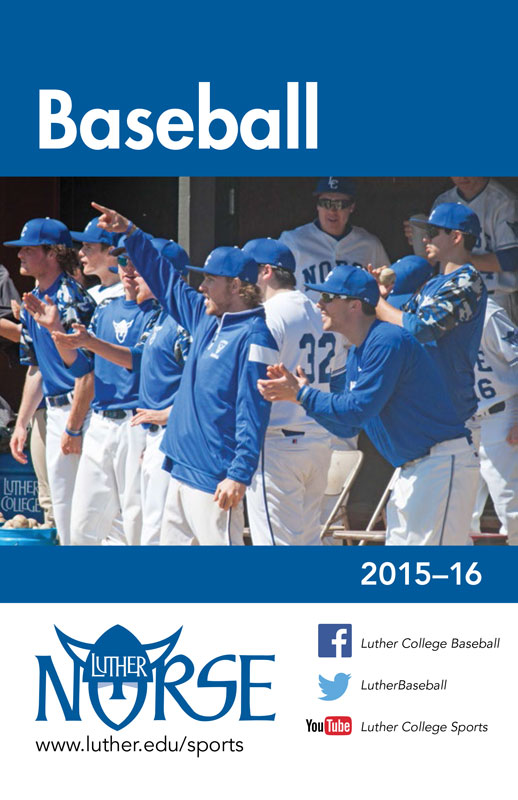 Luther Baseball Program Snapshot