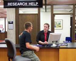 Research Help Desk