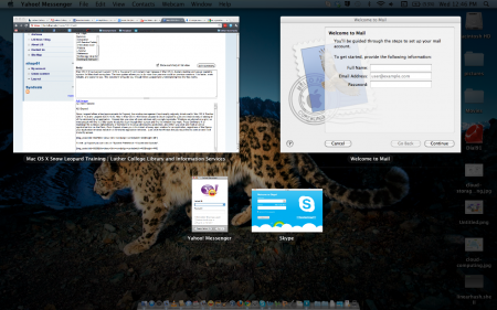 Mac OS X Snow Leopard - 1