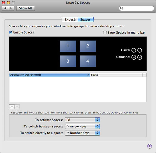 Mac OS X Snow Leopard - 16