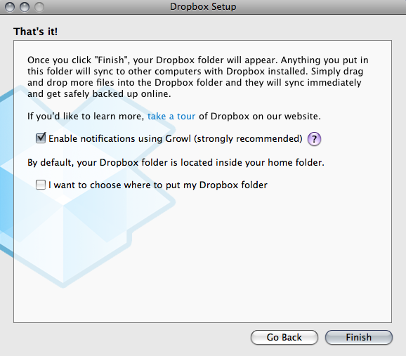 how to add a dropbox folder on computer