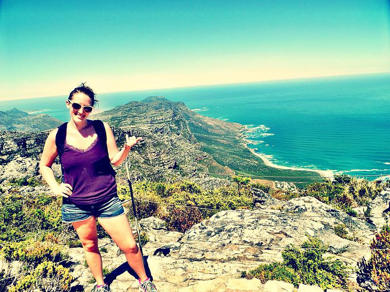 Lilli in South Africa 4