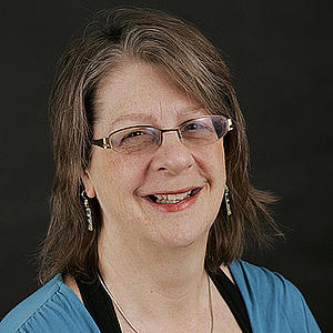 Joy Conrad, Instructor in Modern Languages and Literatures