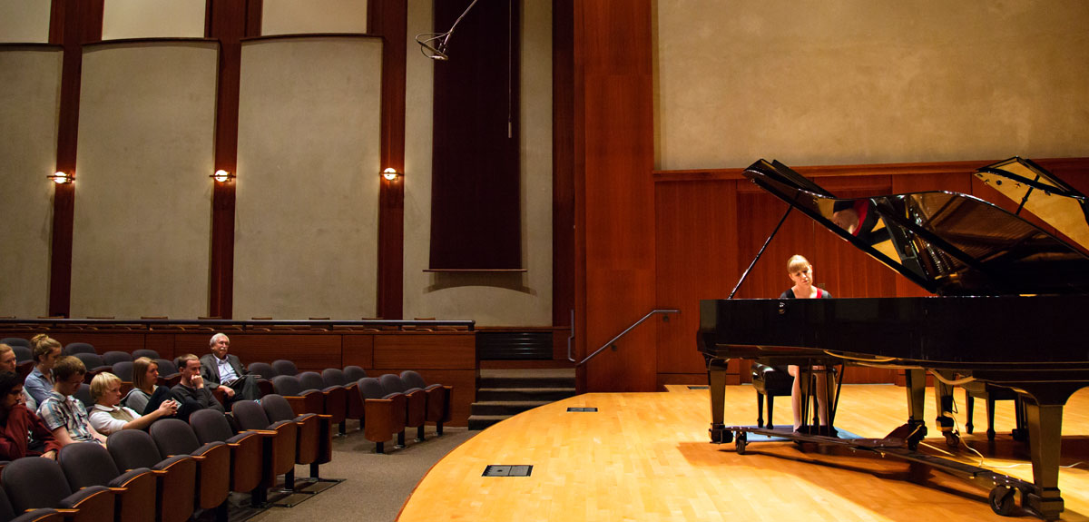 Piano | Luther College